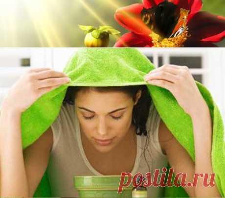 Летние маски для лица для всех типов кожи | Правила здоровья и долголетия