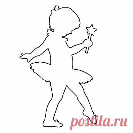 балерина из бумаги шаблоны для вырезания: 11 тыс изображений найдено в Яндекс.Картинках