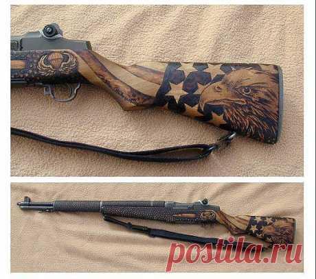 Custom Garand | Weapons & 2nd Amendment stuff