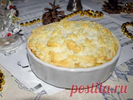 Лимонный пирог с безе | Кошкин дом