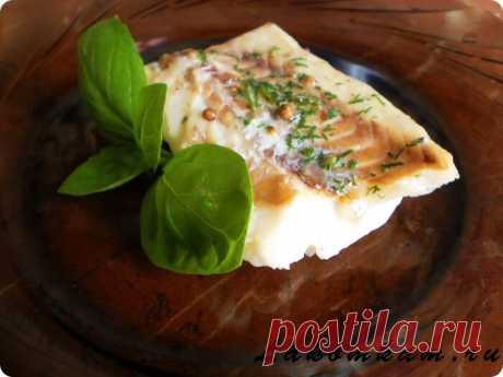 Рыба запечённая по-гречески | Короткие рецепты | Яндекс Дзен