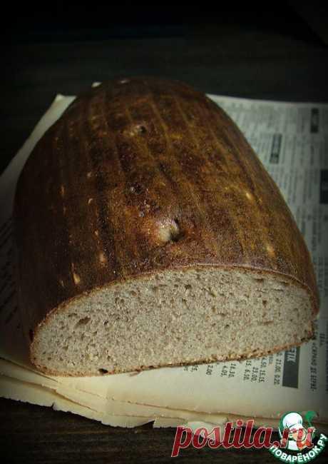 Хлеб Рижский - кулинарный рецепт