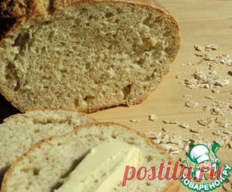 Финский овсяный хлеб - кулинарный рецепт