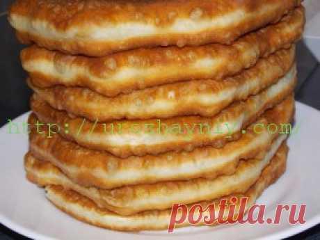 Молдавские плацинды с картошкой | Урожайная дача, интернет журнал, все о даче
