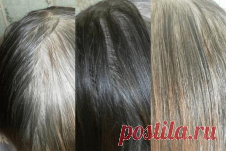 Краска для седых волос: обзор красителей от седины у мужчин и женщин, отзывы