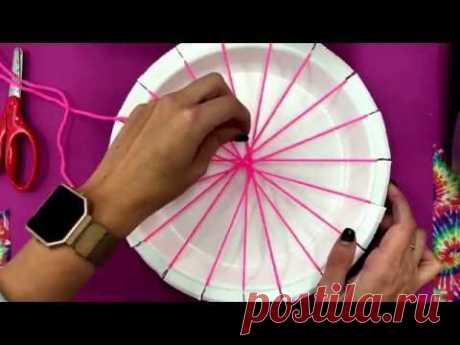 Creating a Plate Loom - YouTube