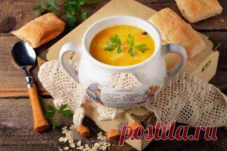 Геркулесовый суп - просто и вкусно! | Готовим Смакуем | Яндекс Дзен