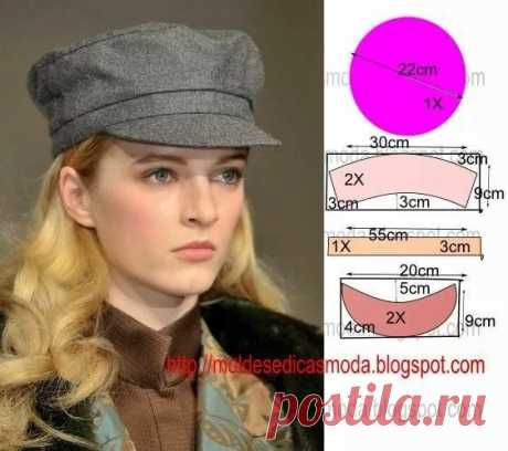 pattern of a cap female: 11 thousand images are found in Yandex. Pictures