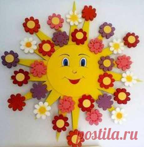 Jarní slunce