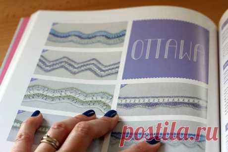 How to read schemes for knitting - a collection of ideas on Verena.ru