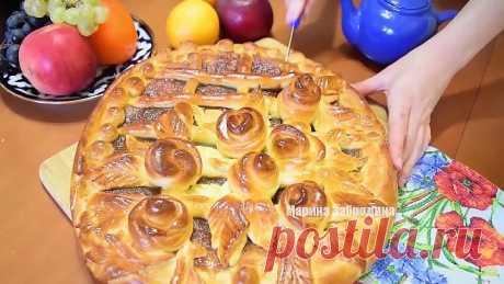 От кусочка этого Пирога никто не откажется! ✧ Открытый Пирог с повидлом