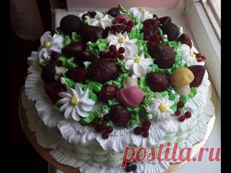 Торт Сникерс(Cake Snickers)