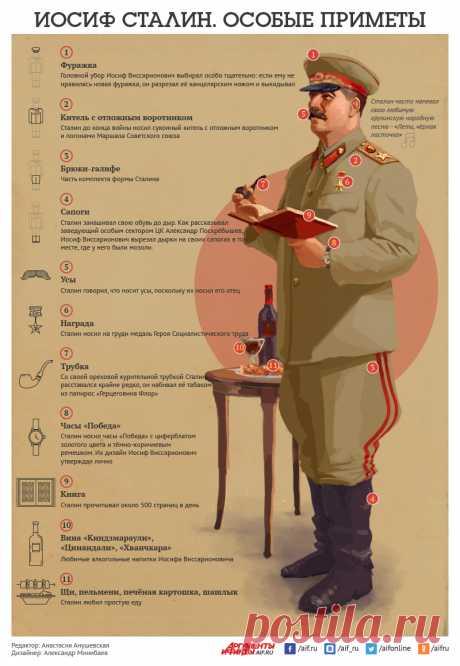 Иосиф Сталин.    Аргументы и Факты