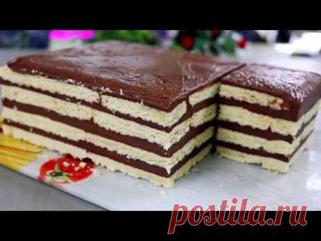 Самый Дешевый Торт Без Выпечки.