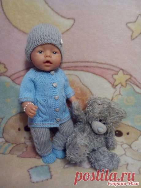 Мой первый СП в группе - Гардероб для куклы - Страна Мам