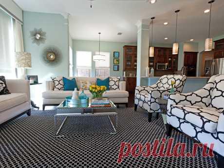 Большая просторная квартира выполнена в стиле Авангард. Мы предлагаем вам осуществить ремонт и дизайн квартиры