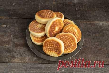 Печенье на сковороде — Sloosh – кулинарные рецепты