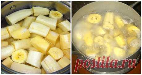 Закипяти бананы с корицей и выпей перед сном. Вот что напиток сделает с организмом! Сразу отмечу: этот напиток имеет странный вкус. Многим может не понравиться! Но по воздействию — натуральное лекарство, очень сильное. Моментально восстановит организм и поставит на ноги! Такой банановый коктейль делается в два счета. Основной питательный компонент — банан, который содержит калий, магний и фосфор. Калий полезен для всех мышц, в том числе и для мышц сердца. Фосфор поможет организму справиться