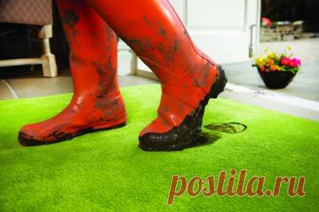 Как сохранить прихожую в чистоте, когда на улице грязь — Полезные советы