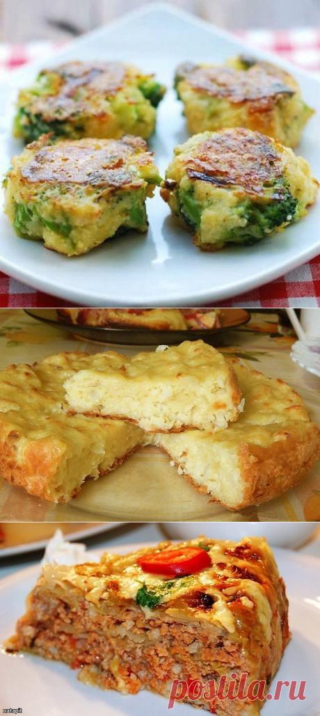 Интересные новости    6 рецептов приготовления блюд из капусты, благодаря низкой калорийности и наличию большого количества клетчатки способна быстро насыщать организм!