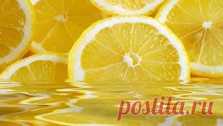 лимонный сок, сок лимона, свойства лимона | Рецепты народной медицины