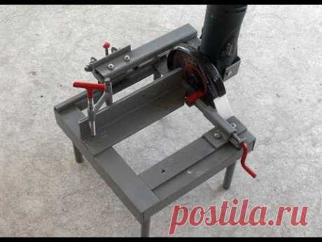 EXACT self-made rack for the Bulgarian or the powerful multipurpose detachable machine the hands