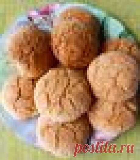 Печенье из майонеза – пошаговый рецепт приготовления с фото