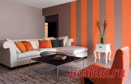 Оранжевый цвет в интерьере - как и с чем он лучше всего сочетается? Покажем лучшие дизайнерские палитры оранжевого и фотографии удачных интерьеров.   Смотрите полную подборку сочетаний оранжевых стен с мебелью, полами и дверями  #оранжевыйвинтерьере#оранжевыйсочетанияцветов#палитрыоранжевого#счемсочетатьоранжевый#СПБ#Stonefloor