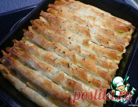 Турецкий бeрек – кулинарный рецепт