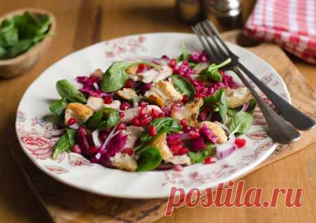 Shrimps warm salad: the recipe - BEAUTYHACK