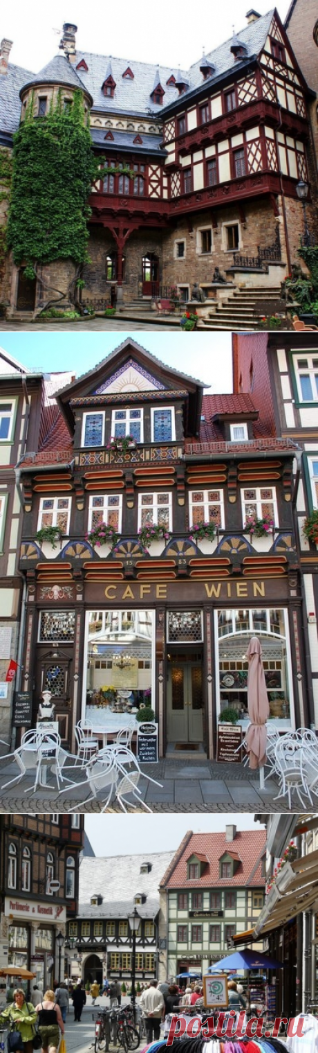 Wernigerode — the city fairy tale