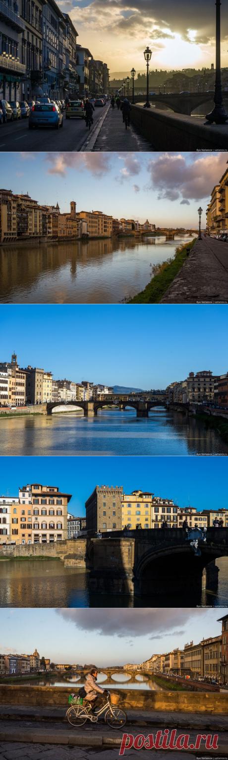 Флоренция — место, для описания которого всегда не хватает слов — Туризм