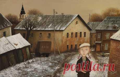 20 самых восхитительных работ современных художников, пишущих маслом — Калейдоскоп историй — Профессионалы.ru