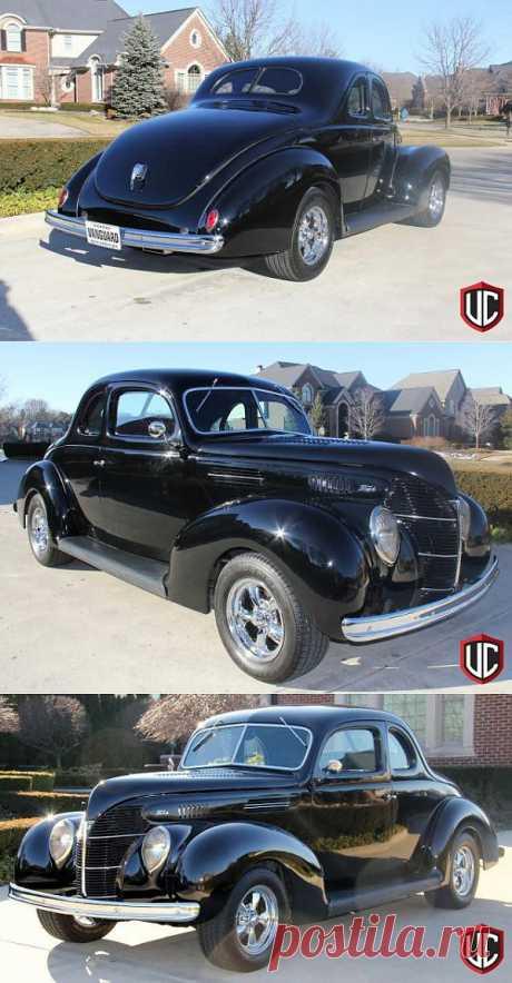 1939 Ford | Тюнинг ателье
