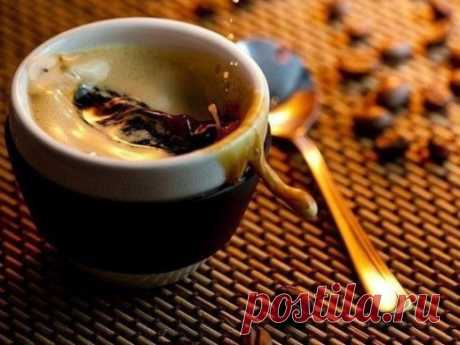 Полезные добавки для кофе — Полезные советы
