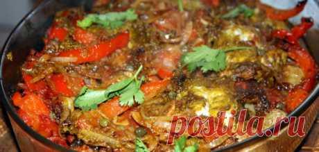 Вкус Марокко: соус шармуля – Вся Соль - кулинарный блог Ольги Баклановой