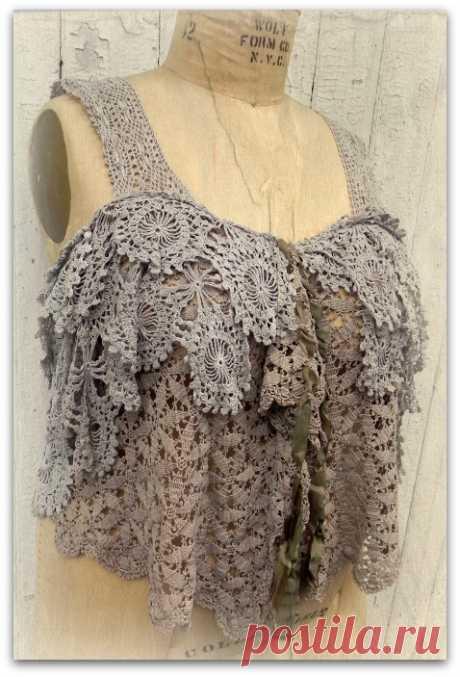 Идеи для вдохновения: Винтажная одежда с сайта vintageologie