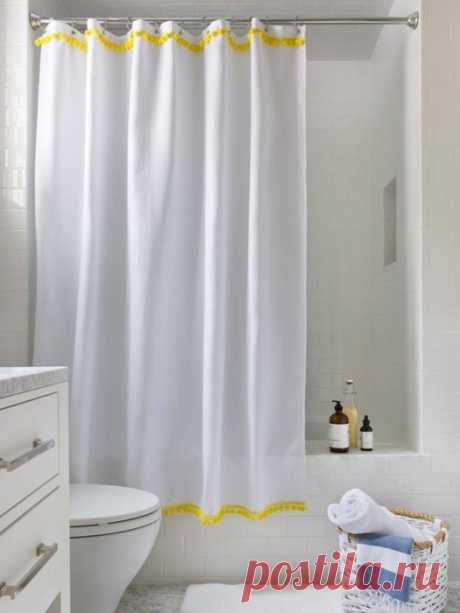 Что делать со старой шторкой для душа: 13 крутых идей для дома и дачи Всё рано или поздно надоедает. Особенно, если видишь это каждый день. Нет, речь, конечно, не о драгоценных супругах. А вот шторка для душа – запросто. Если пришла пора обновить «интерьер» ванной, но в…