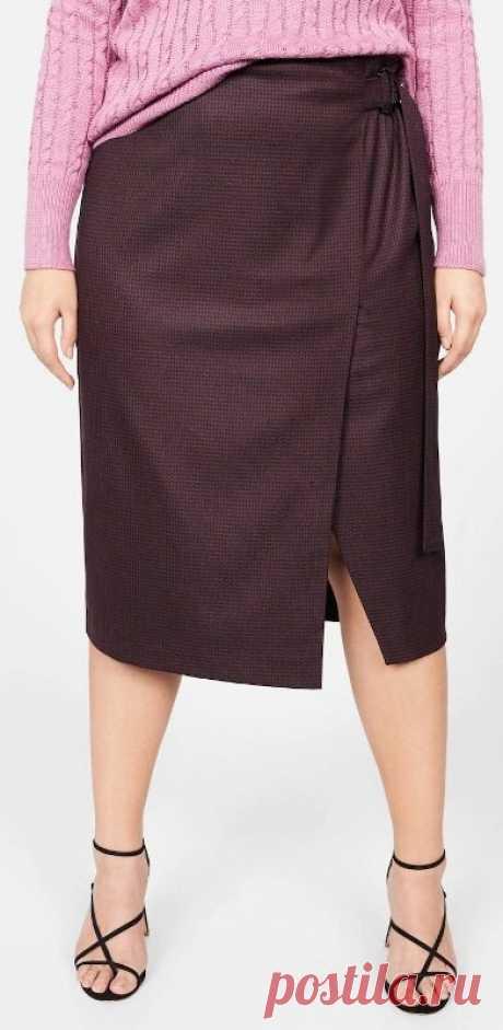 10 интересных моделей юбок для полных женщин, которые их украшают | Мода в деталях | Яндекс Дзен