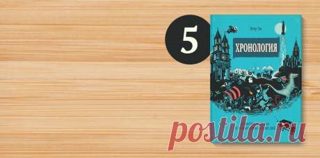 5 необычных книг, которые помогут полюбить историю
