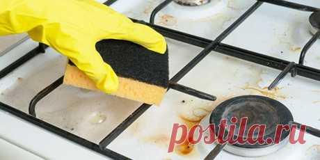 Как легко очистить плиту, чтобы она была как новая, используя лимон этим способом. - Интересный блог Легко и просто! Газовая плита имеет горелки, которые нелегко очистить. Тем не менее, очистка газовой горелки важна, так как она может не нагреваться