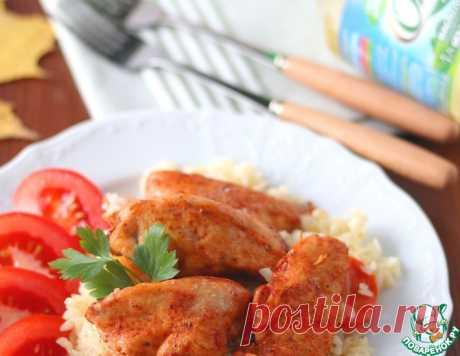 Курица с рисом по-домашнему – кулинарный рецепт