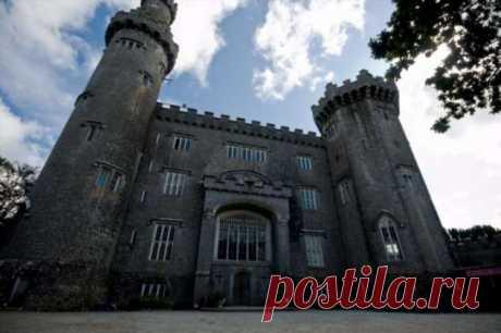 Какие тайны хранят 5 самых жутких замков Европы, в которых, по слухам, можно встретить призраков . Тут забавно !!!