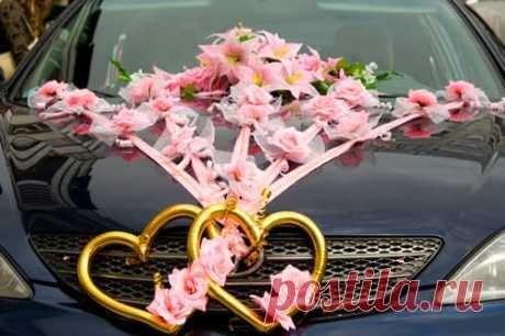 Оформление свадебного кортежа | Ведущие в Донецке. SmileGroup