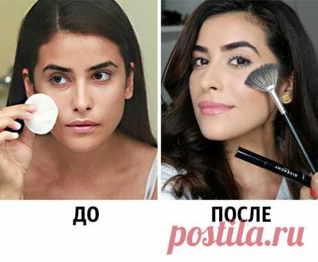 25 советов, как добиться эффекта идеальной кожи при нанесении макияжа