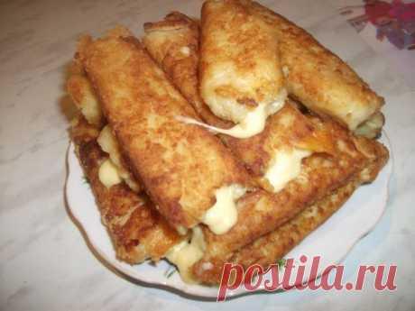 Блюда из картофеля | Записи в рубрике Блюда из картофеля | Желнов Александр