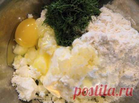 Мясные сырники  Ингредиенты:  0.5 творога Показать полностью…