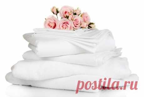 Чем отбелить разные виды ткани?