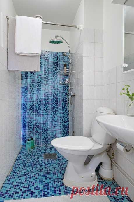 Квартира с интересной планировкой площадью 50 кв.м в Швеции. - Дизайн интерьеров | Идеи вашего дома | Lodgers