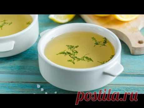 Бульон из рыбы - пошаговый рецепт с фото на Повар.ру
